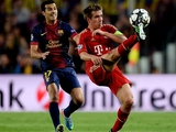 «Бавария» — второй финалист Лиги чемпионов