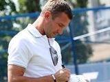 Шевченко уже подписал предварительный контракт с «Ди Си Юнайтед»?