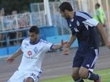 «Говерла» — «Динамо» — 1:2. Отчет о матче
