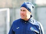 Гельзин увел «Олимпик U-21» с поля в матче с «Карпатами U-21»