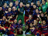 «Барселона» — обладатель Суперкубка УЕФА