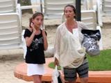 Жену и дочь Моуринью ограбили на лондонской стоянке