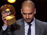 Хосеп Гвардиола: «Хочу разделить эту награду со всеми тренерами мира»