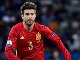 Фанаты сборной Испании продолжают освистывать Херарда Пике