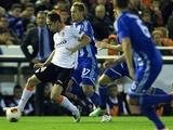 «Динамо» не сумело обыграть «Валенсию» и выбыло из Лиги Европы (ВИДЕО)