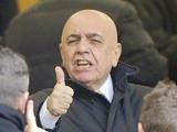 Галлиани: «Просто невероятно, мы будем играть с «Барселоной» в шестой раз за последний год!»