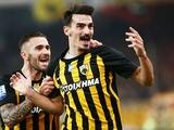 В стане соперника. АЕК разгромил «Панетоликос» в Кубке Греции (ВИДЕО)