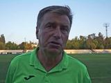 Олег Федорчук: «Реброву не стоит идти в помощники Шевченко»