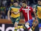 Нинкович был самым активным на поле в матче с Австралией