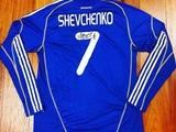 Кравец выставил на аукцион футболку Шевченко (ФОТО)