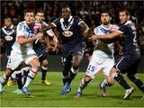 Перед ответным матчем с «Динамо» «Бордо» разгромлен «Лионом»