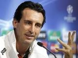 Эмери признал, что в матче со «Спартаком» «Барселона» будет фаворитом