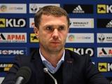 «Динамо» – «Олимпик» – 4:0. Послематчевая пресс-конференция