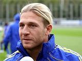 Андрей Воронин: «Теперь сборная Украины исповедует не контратакующий стиль, а наступательный»