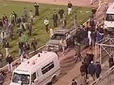 В давке на стадионе в Иордании пострадали 250 человек