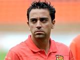 Хави продлил контракт с «Барселоной» до 2016 года