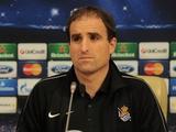 Наставник «Реал Сосьедада»: «Приложим все усилия для победы над «Шахтером»
