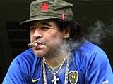 Марадона: «Предпочитаю трудиться вдали от неуравновешенных людей, работающих в федерации»