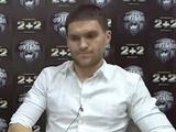 Евгений Селин: «Чувствую себя стабильно хорошо»