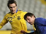 Украина — Швеция: стартовые составы команд