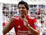 Суарес признан лучшим игроком года в Англии по версии журналистов