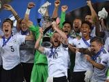 Сборная Германии — победитель молодежного Евро-2017 (ВИДЕО)