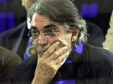 Моратти: «Интер» не ведет переговоры с Кассано»
