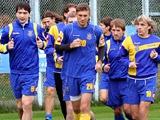 К матчу с Хорватией сборная Украины начнет готовиться 1-го июня