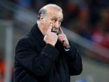 Висенте Дель Боске: «Мне больно оставлять Торреса вне сборной, но я должен быть честен»