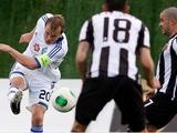 «Динамо» обыграло пловдивский «Локомотив» (ВИДЕО)