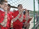 Английская ассоциация футболистов требует отделить игроков от болельщиков сеткой