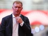 Скоулз: «Даже Месси было бы сложно в этом Манчестер Юнайтед»