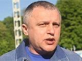 Игорь Суркис опровергает информацию об Арбейтмане