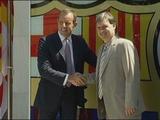 Мартино: «Возглавил «Барселону» благодаря президенту Парагвая»