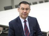 Президент «Барселоны» обсудил с Блаттером запрет на оформление трансферов