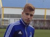 Мигель Велозу: «Я возобновил тренировки»