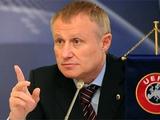 Заявление вице-президента УЕФА Григория СУРКИСА