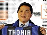 Эрик Тохир: «Большая честь, что Моратти доверил мне «Интер»
