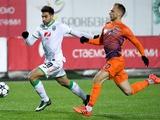 «Карпаты» — «Мариуполь» — 0:1. После матча. Зайцев: «Соперник нанес один удар по воротам, а мы проиграли матч»