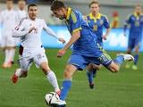 Украина — Латвия — 1:1. ФОТОрепортаж (22 фото)