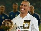 «Золотой мяч» вручит Роналдо