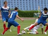 «Таврия» — «Металлург» Д — 0:1. После матча. Ташуев: «После «Динамо» не было легкости»