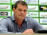 Зайцев останется тренером «Карпат» как минимум до конца года