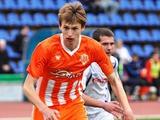 Валерий СКИДАН: «Под руководством Хацкевича мой футбольный и человеческий уровень возрастет»