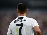 Роналду впервые был удален в Лиге чемпионов