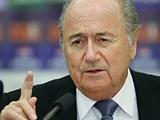 Блаттер: «Нельзя прерывать футбольные матчи для просмотра повторов»