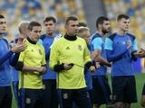 Сборная Украины не будет проводить спарринг 28 марта