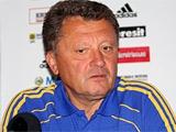 Украина — Румыния — 3:2. Послематчевая пресс-конференция
