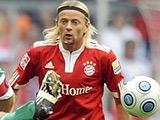 Тимощук играет за «Баварию»