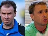 Литовченко и Ребров войдут в тренерский штаб сборной Украины
